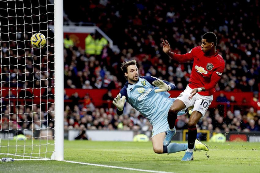 EPL   Manchester United 4-0 Norwich City: Ole Gunnar Solskjaer's Men Bounce Back