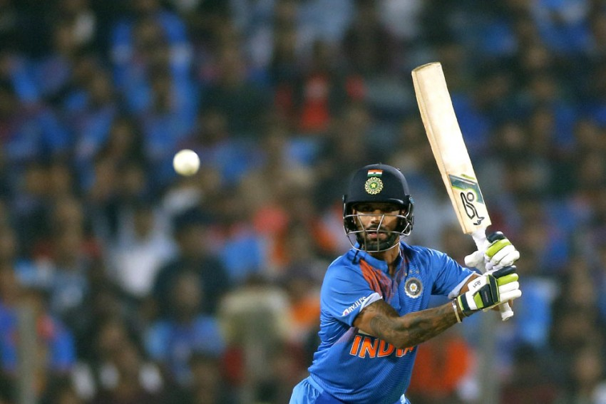 India Are Seeking Complete Mastery Over Defending Totals: Shikhar Dhawan