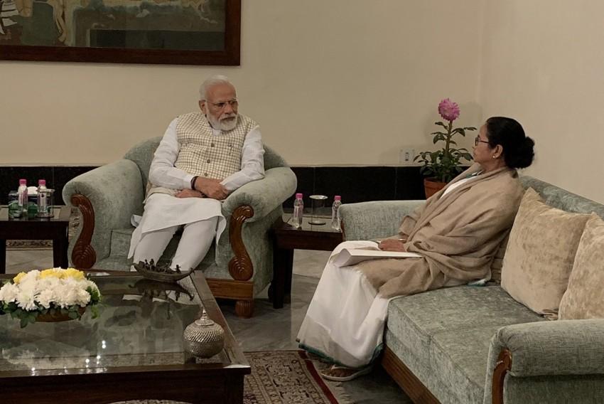 'Asked Him To Withdraw CAA': Mamata Banerjee After Meeting PM Modi In Kolkata