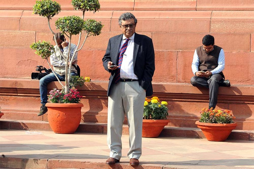 CAA Has Nothing To Do With Indian Muslims, NRC Is A Myth At Present: Swapan Dasgupta