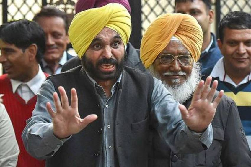 'Don't Fear Going To Jail': AAP After Its Punjab Chief, Lawmakers Booked For Rioting, Assaulting Cops