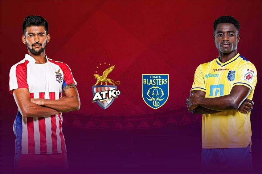 ATK Vs Kerala Blasters Live Streaming: When And Where To Watch Indian Super League Football Match