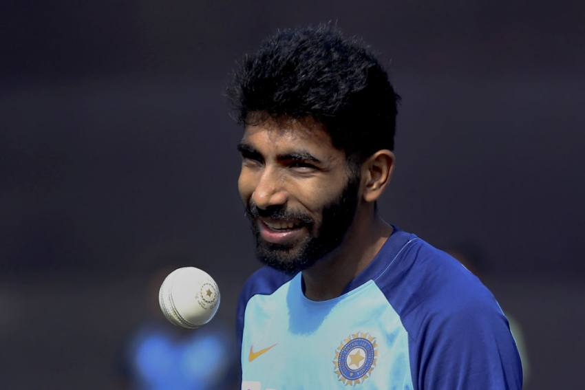 Jasprit Bumrah Set To Receive Polly Umrigar Award For Best Indian International Cricketer