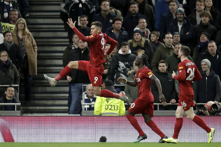 EPL | Tottenham 0-1 Liverpool: Relentless Reds Pocket Staggering 88 Points From 90 Available