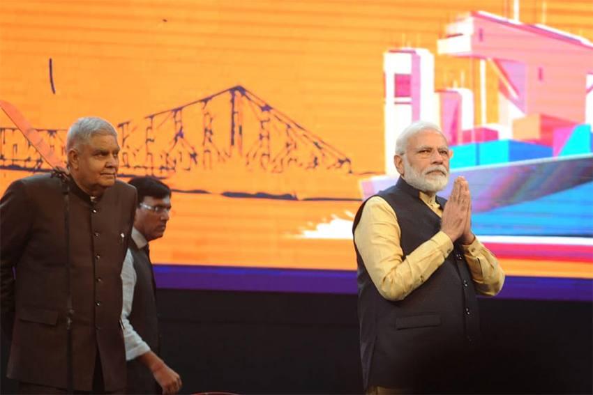 PM Modi Renames Kolkata Port After Syama Prasad Mukherjee, CM Mamata Skips Event