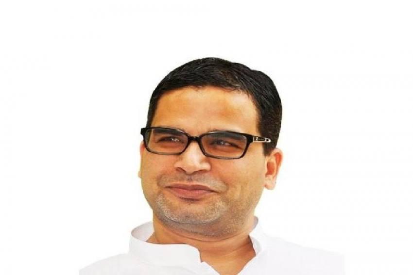 With Thank You Tweet To Congress, Prashant Kishor Trains Guns On BJP, Again