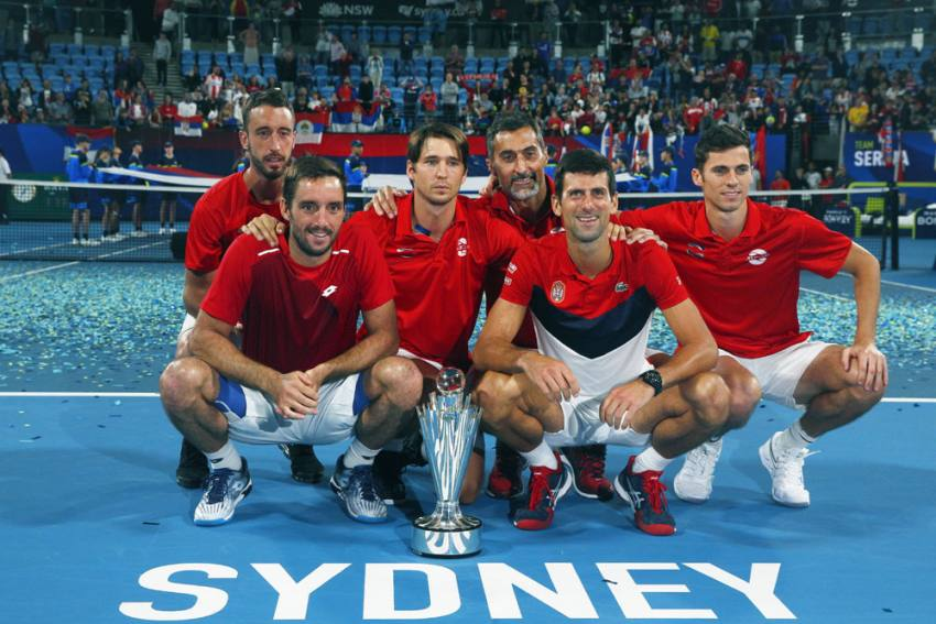 ATP Cup: Novak Djokovic Roars Serbia To Title Triumph Over Rafael Nadal's Spain At Inaugural Edition