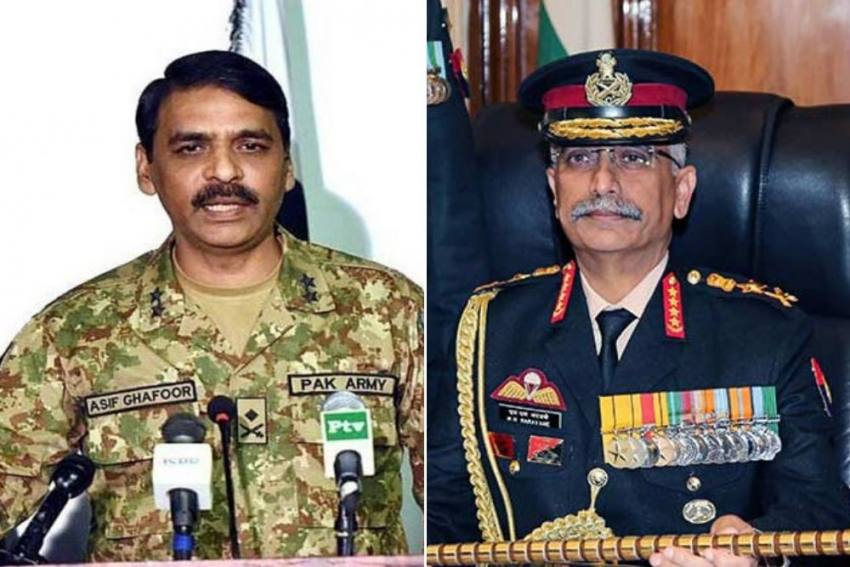 'Fully Prepared To Respond To Any Act Of Indian Aggression': Pakistan Army's Retort To Army Chief Gen Naravane