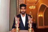 Grateful And Honoured, Says Jasprit Bumrah After Shinning At BCCI Awards