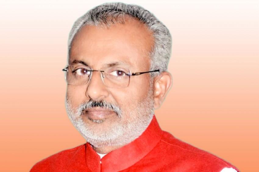 Those Raising Slogans Against PM Modi, CM Yogi 'Will Be Buried Alive': BJP Leader Raghuraj Singh