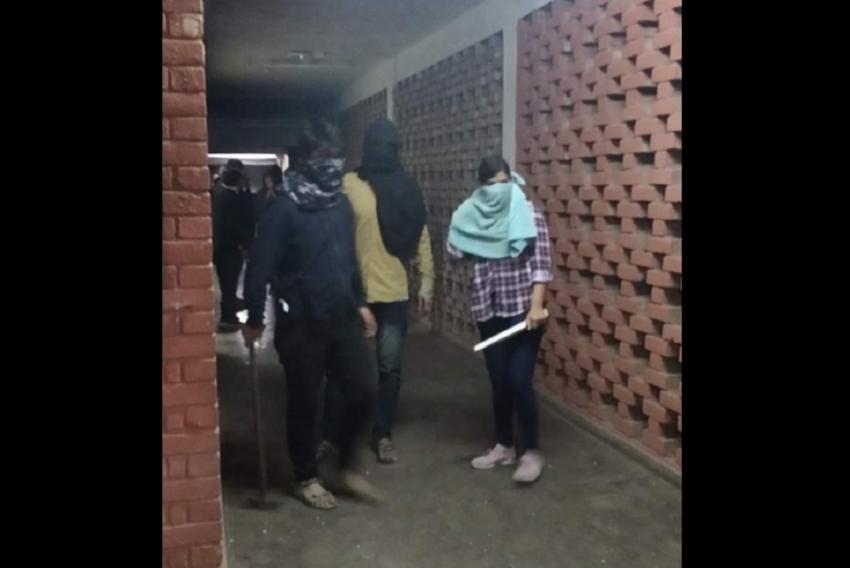 JNU Violence: Delhi HC Seeks Response Of Police, WhatsApp, Google On Plea To Preserve Evidence