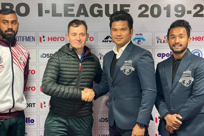 I-League 2019-20: Punjab FC Host Table-Toppers Mohun Bagan