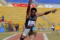 Khelo India Youth Games: Tamil Nadu's S Saran Claims Gold In U-21 Long Jump