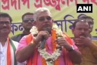 BJP's Dilip Ghosh Booked For 'Shot Like Dogs' Remark Against CAA Protesters