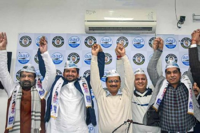 AAP Names Candidates For Delhi Polls; Arvind Kejriwal To Contest From New Delhi