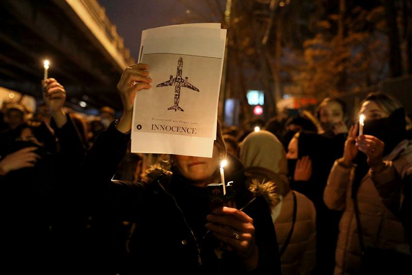 Under Pressure, Iran Makes First Arrests Over Ukrainian Airliner Downing