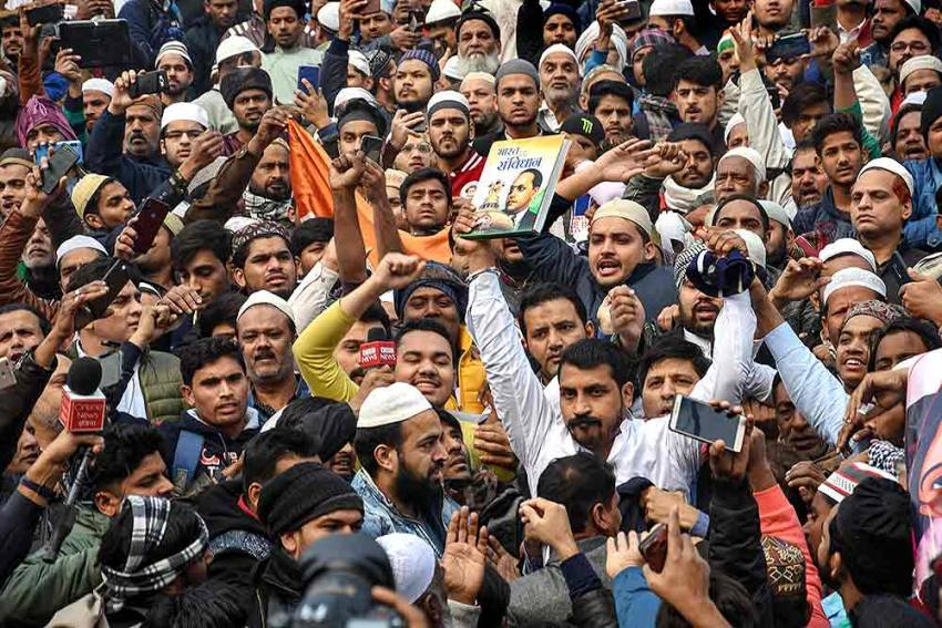 'As If Jama Masjid Was In Pakistan': Delhi Court Slams Police On Chandrashekhar Azad's Arrest