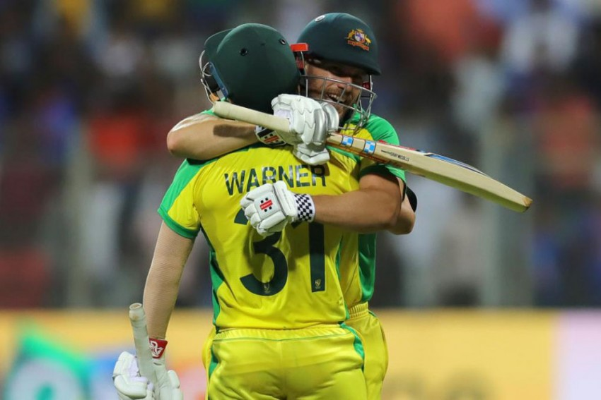 1st ODI: Australia Give India A Harsh Reality Check, Register 10-Wicket Victory