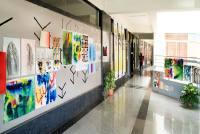 How Graffiti With PM Modi's Face Became Controversial At Bengaluru's Srishti School of Arts