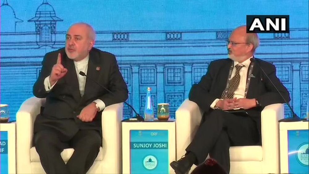 'Soleimani Was Single Biggest Threat To ISIS': Iranian Foreign Minister At Raisina Dialogue