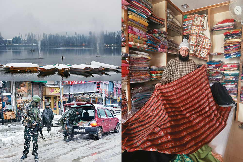 Under Internet Lockdown, Kashmir's Shawl And Handicraft Industry Lose Their Bandwidth