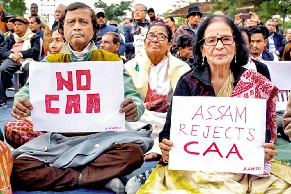 Amid Mounting Anger Against CAA, A Political Alternative Is Taking Shape In Assam