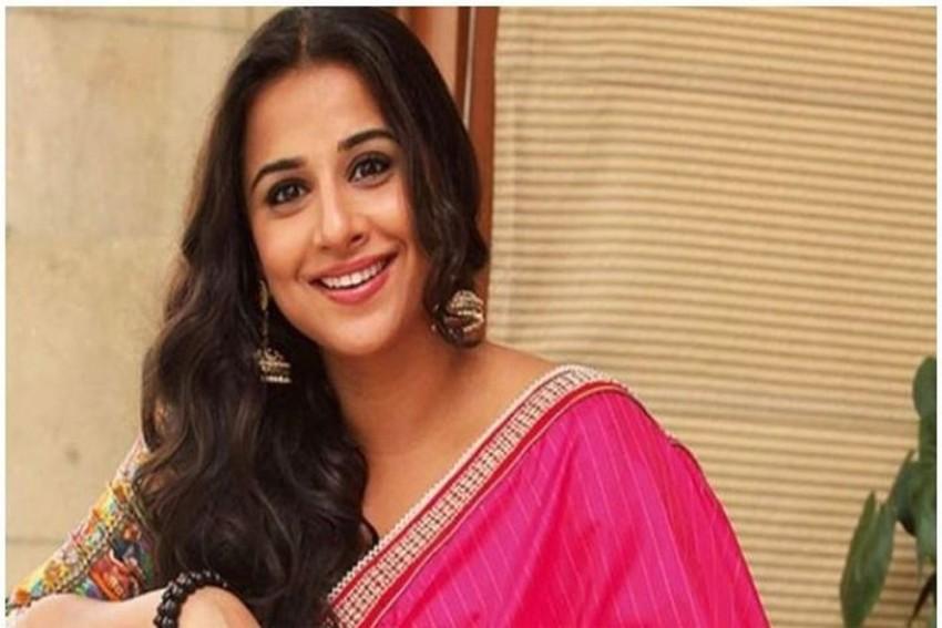 Vidya Balan To Star In A Film On Maharashtra's Tigress Avni