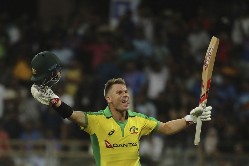 India Vs Australia, 1st ODI: David Warner Hungry To Score Runs All The Time After Latest Century