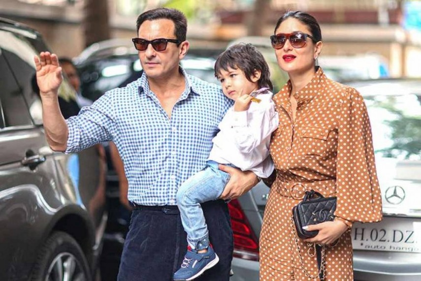 I Am An Old Man Now, Pretending To Be Cool': Saif Ali Khan's Hilarious  Reply On Going To Same Pub With Taimur, Ibrahim