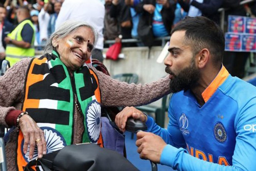 2019 Cricket World Cup's Indian 'Superfan' Charulata Patel Passes Away