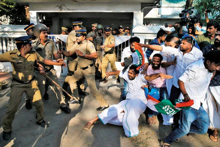 Politicisation Tarnishes Efficient Image Of Kerala Police: How Absurd Can It Get