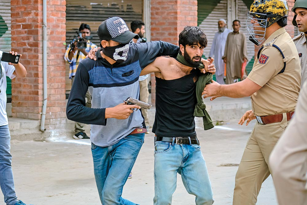 A Dreaded Force In Land Of Insurgency, J&K Police A Law Unto Themselves