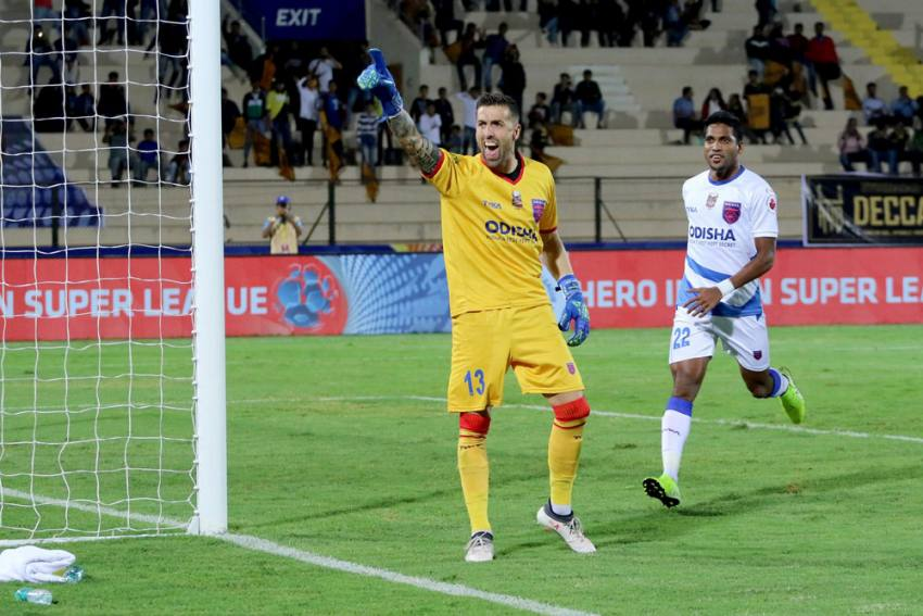 ISL 2019-20: Odisha FC Edge Past Hyderabad FC