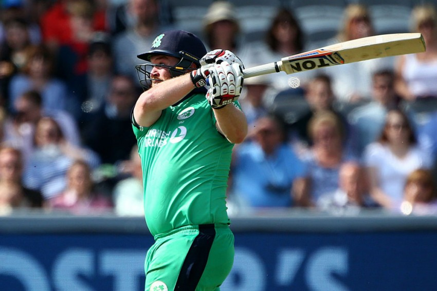 1st T20I: Ireland Hold Nerve To Down West Indies After Paul Stirling Fireworks