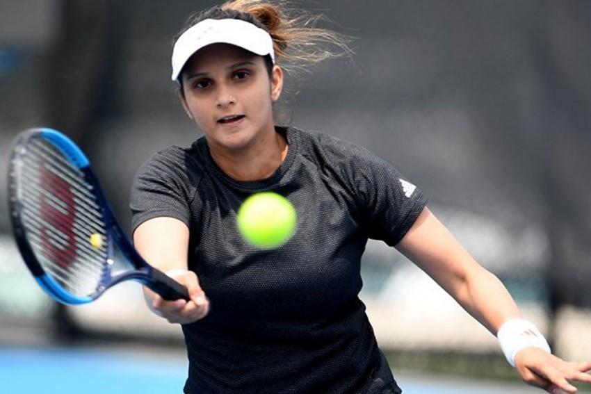 Hobart International Tennis: Sania Mirza Enters Doubles Semifinals