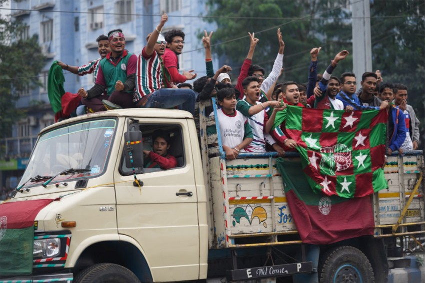 Mohun Bagan-ATK Merger Is A Slap On Football Legacy, Bad News For I-League