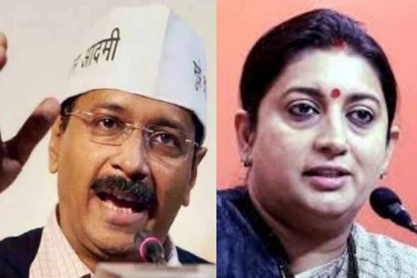 AAP, BJP Spar Over Delay In Nirbhaya Case Convicts' Hanging