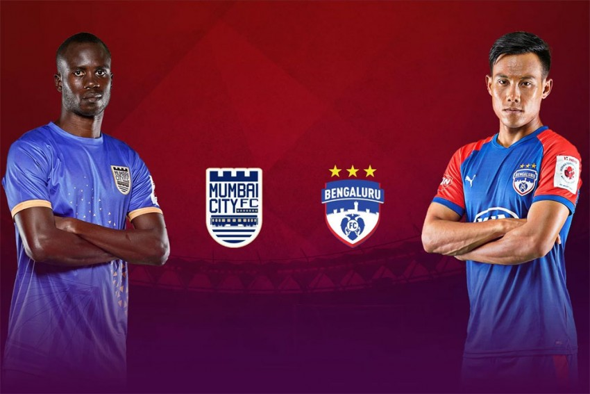 Mumbai City Vs Bengaluru FC Live Streaming: When And Where To Watch Indian Super League Football Match