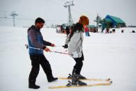Jammu and Kashmir: Lack Of Explosives Delays Skiing In Gulmarg This Season