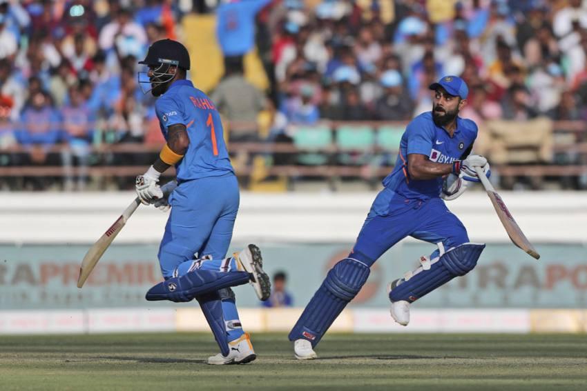 IND Vs AUS, 2nd ODI: Virat Kohli Hails KL Rahul, Shikhar Dhawan As India Fend Off Australia To Square Series