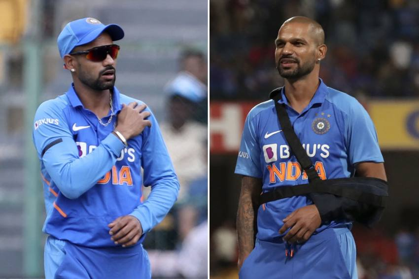India In New Zealand 2020: Team Leaves On Monday, But Shikhar Dhawan's Tryst With Injury Continues