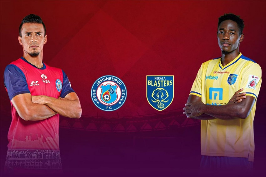 Jamshedpur FC Vs Kerala Blasters Live Streaming: When And Where To Watch Indian Super League Football Match