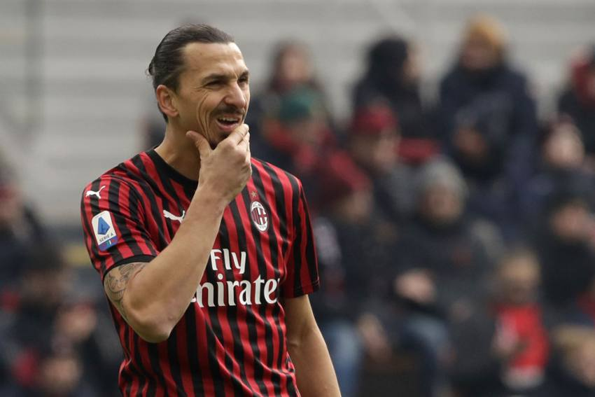 Zlatan Ibrahimovic Chalks Up 150 Serie A Wins Record
