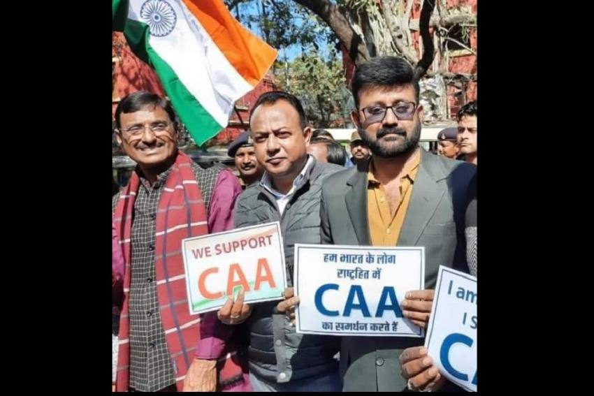 'NRC Will Protect Minorities' Rights Taken Away By Bangladeshi Infiltrators': Jharkhand BJP