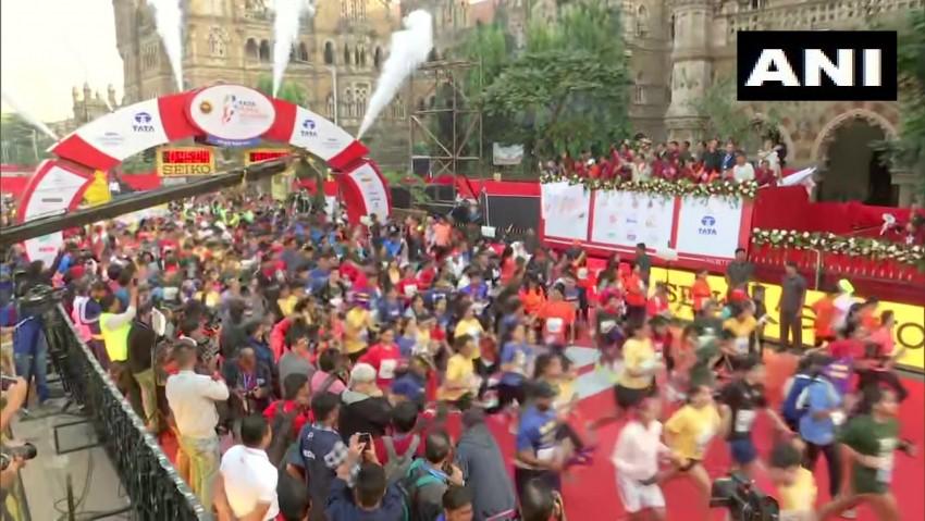 7 Participants Suffer Heart Attack, One Dead During Mumbai Marathon