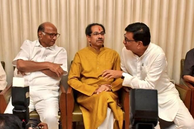 'Sparks Of Disappointment': Shiv Sena Admits To Tussle Among Allies Over Cabinet Berths