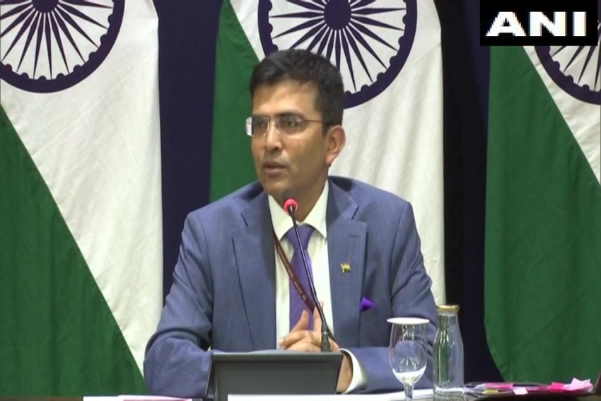 All Countries Across globe Informed About Centre's Perspective On CAA, NRC: MEA