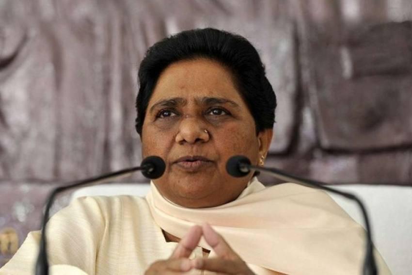 'Kept Mum On Issue': Mayawati Flays Priyanka Over Infant Deaths In Kota
