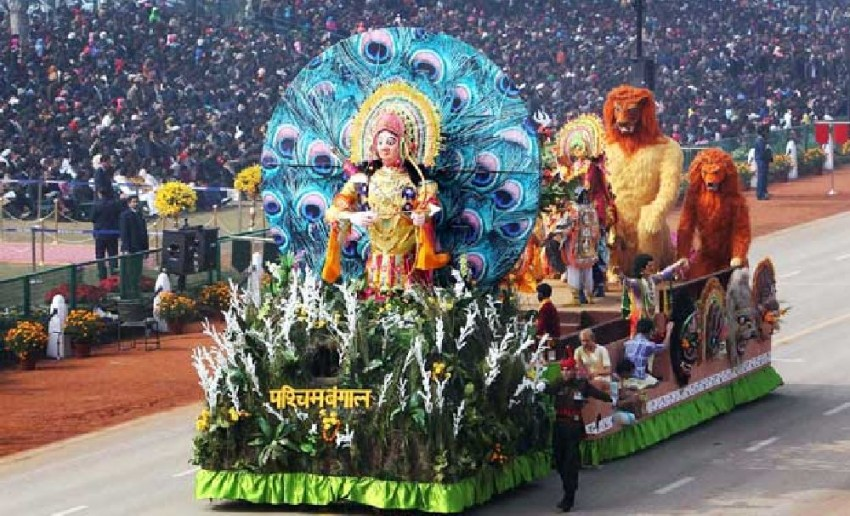 No West Bengal Tableau At This Year's R-Day Parade As Centre Rejects State Govt's Themes