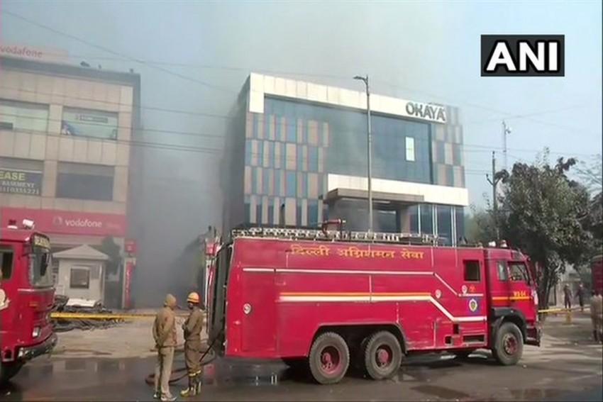 Kejriwal Announces Rs 1 Crore Aid To Family Of Fireman Killed In Peeragarhi incident